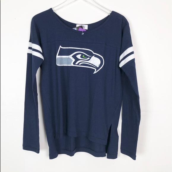 57ded3c5de1d4 Touch by Alyssa Milano Tops | Touch Seattle Seahawks Long Sleeve Tee ...